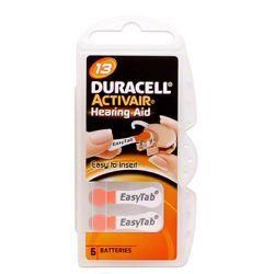 Baterie Auditiva DURACELL PR48 1.45V