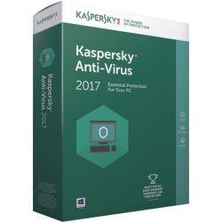 Antivirus KASPERSKY European Edition, 3Utilizatori, 2Ani