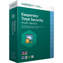 Kaspersky Total Security - Multi-Device European Edition. 2-Device 1 year Renewal License Pack