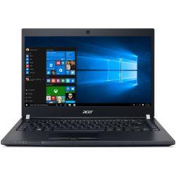 "ACER, TravelMate TMP648-M-578H, 14"", FHD, Intel Core i5-6200U, DDR4 8GB (2x4), SSD 128GB, SATA 1TB 5400rpm, no ODD, VGA Int., HDMI, WiFi, BT 4.0, Gbit LAN, HD webcam, 3 cell batt., 3G & CAT4 LTE, backlit Keyb., Windows 10 Pro, Carbon Filber, 2 yr"