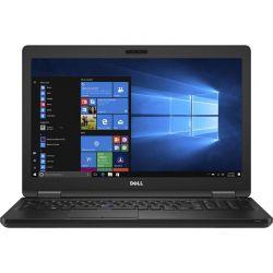 Dell Latitude 5580, 15.6-inch FHD (1920x1080), Intel Corei5-7440H, 8GB (1x8GB) 2133MHz DDR4, 256GB SSD, noDVD, Intel HD Graphics, Wifi 8265AC, Blth 4.2, Backlit Keybd, SmartCard, 4-cell 68Whr, Windows 10 Pro (64bit), 3Yr NBD