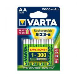 Baterie VARTA AA NI-MH R6 2600MAH