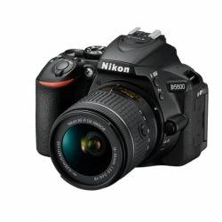 NIKON D5600 Kit AF-P 18-55mm VR (black)