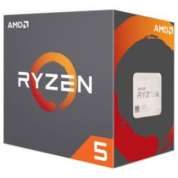 Procesor AMD Ryzen 5 1600X, 3.6GHz/4GHz, 19MB, YD160XBCAEWOF, Box