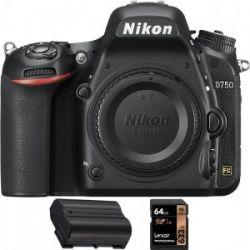 NIKON D3400 Kit AF-P 18-55mm VR, negru