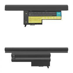 Baterie laptop QOLTEC Long Life compatibila Lenovo ThinkPad X60, X61, 4400mAh, 14.8V