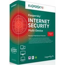 Antivirus KASPERSKY, Internet Security - Multi-Device, 4 utilizatori, 1 an