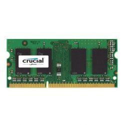 Memorie laptop CRUCIAL SODIMM DDR3, 8GB, 1600 MHz, 1.35V