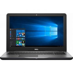 Dell Inspiron 15 (5567) 5000 Series, 15.6-inch FHD (1920x1080), Intel Core i7-7500U, 16GB (1x16GB) DDR4 2400MHz, 256GB SSD, DVD+/-RW, AMD Radeon R7 M445 4GB, Wifi 802.11ac, Blth, non-Backlit Keybd, 3-cell 42WHr, Win10Home (64bit), Black, 3Yr CIS