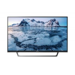 "Televizor LED Smart SONY KDL40WE660BAEP 40"" (102 cm), Smart TV, Plat, Full HD, Android, Negru"