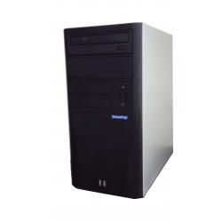 Calculator Bluechip, Intel Celeron E1400 2 Ghz, 3Gb DDR2, 250Gb, DVD-RW