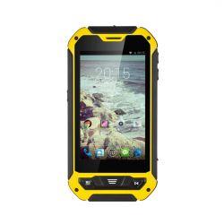 """Telefon KRUGER & MATZ Drive 4 Mini  4"""" 800x480 pixels, 2G, 3G, 4G, Dual SIM, Quad core, 1 GB RAM, stocare 8 GB, Negru, cameră față 0.3 MP, cameră spate 5 MP, Android 5.1 (Lollipop)"""