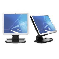 Monitor HP L1755, LCD, 17 inch, 1280 x 1024, VGA, DVI, Fara picior, Grad A-