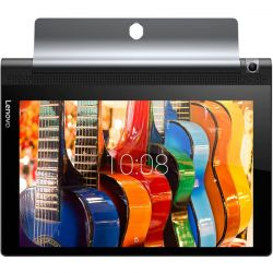 "Tableta LENOVO Yoga TAB 3  10"" 1280x800, Quad core, 2 GB RAM, stocare 16 GB, Negru, cameră spate 8 MP, Android 5.1 (Lollipop)"