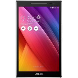 """Tableta ASUS ZenPad Z380M 8"""" 1280x800, Quad core, 2 GB RAM, stocare 16 GB, Negru, cameră față 2 MP, cameră spate 5 MP, Android 6.0 (Marshmallow)"""