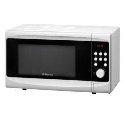 Cuptor cu microunde si grill HANSA AMG20E70GVH, 20L, 700W, alb