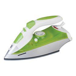 Fier de calcat HEINNER Dyna ID-2900GR, 2400W, alb/verde