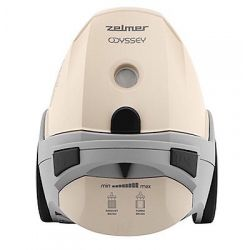 Aspirator cu sac  ZELMER Odyssey ZVC305ST, capacitate 3.5L, 950W, crem