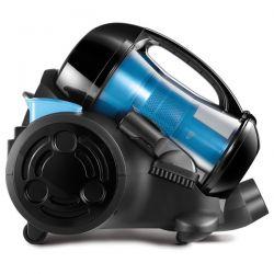 Aspirator fara sac BEKO BKS1360C, capacitate 1.8L, 1200W, negru/albastru