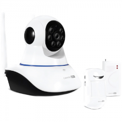 HD IP Camera with additional sensors