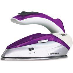 Fier de calcat HEINNER HTI-1000PP, 1000W, alb/violet