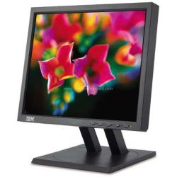 IBM T860 9494-HB0, 18.1 inch LCD, VGA, 1280 x 1024, Grad A-