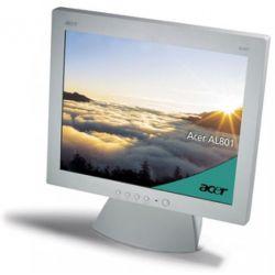 Monitor LCD Acer AL801, 18 inch, 1280 x 1024, VGA, Grad A-