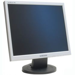 Monitor SAMSUNG SyncMaster 720n, LCD, 17 inch, 1280 x 1024, VGA, Grad A-, Fara Picior