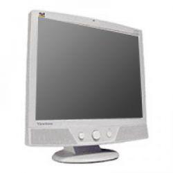 Monitor VIEWSONIC VP180M, LCD, 18 inch, 1280 x 1024, VGA, DVI, Fara Picior, Grad A-