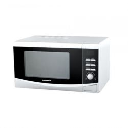 Cuptor cu microunde si grill HEINNER HMW-23GWH, 23L, 800W, alb