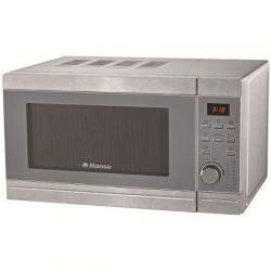 Cuptor cu microunde si grill HANSA AMG20E70GIVH, 20L, 900W, argintiu
