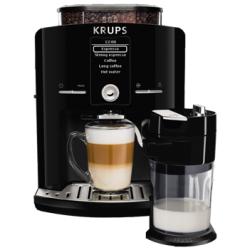 Espressor automat KRUPS Latte Express EA8298, capacitate 1.7L, 1450W, negru