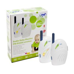 Audio Baby Monitor PNI B5000 wireless si duplex
