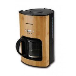 Cafetiera HEINNER HCM-BB1080, capacitate 1.5L, cesti 12-15, 1080W, maro