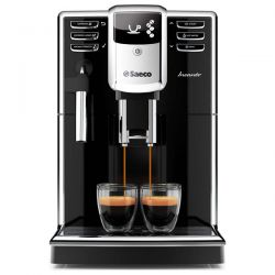 Espressoar automat SAECO Incanto HD8911/09 , capacitate 1.8L, 1850W, negru