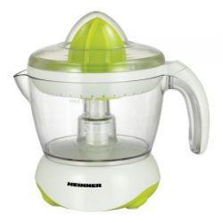 Storcator de citrice HEINNER Citrus 250 C250X, capacitate 0.7l, 25W, alb/verde