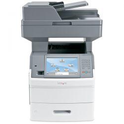 Imprimante Multifunctionale Laser Lexmark X656de, 55 ppm, Monocrom, Scaner, Copiator, Fax, USB, Retea, Duplex defect