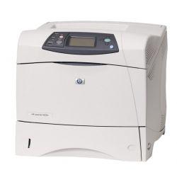 Imprimanta Laser SH HP 4350dn, Monocrom, Retea, 52 ppm, Duplex