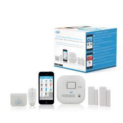 Kit casa inteligenta PNI SmartHome SM400 cu functie de sistem de alarma si monitorizare acces  prin internet