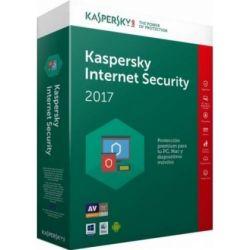 Antivirus KASPERSKY, KIS MD 2017, 3 utilizatori, 1 an + 3 luni