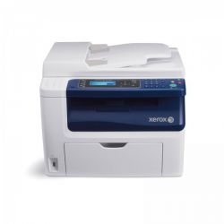 Multifunctionala XEROX 6015 MFP, 15 ppm, USB, RJ-45, 1200 x 2400, Laser, Color, A4