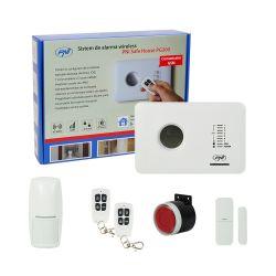 Sistem de alarma wireless PNI SafeHouse PG300 comunicator GSM