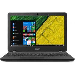"ACER, Aspire ES1-332-C42U, 13.3"", HD non-Glare, Intel Celeron N3450, DDR3L 4GB (1x4), eMMC64GB, no ODD, Intel HD Graphics, HDMI, WiFi, BT 4.0, Gbit LAN, 3 cell batt., SD card reader, 2 xUSB 2.0, 1 xUSB 3.0 ports, Windows 10 Home, Black, 2 yr"