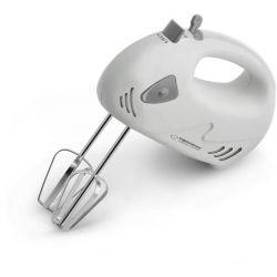 Mixer de mana ESPERANZA Muffin EKM007E, 1 viteza, 125W, alb/gri