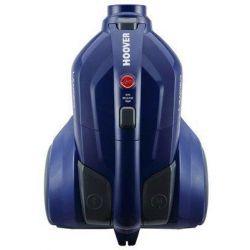 Aspirator fara sac HOOVER LA71_LA20011, capacitate 1.2l, 700W, albastru