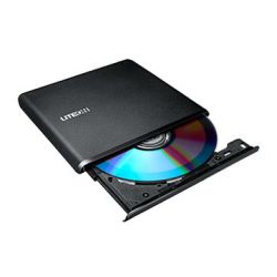 DVD-RW extern LITEON ES1 Ultra-Slim Negru