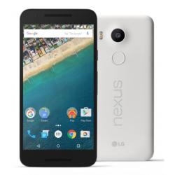 "Telefon LG Nexus 5X H791 5.2"" 1080x1920 pixels (FHD), 2G, 3G, 4G, Single SIM, Quad core, 2 GB RAM, stocare 32 GB, Alb, cameră față 5 MP, cameră spate 12.3 MP, Android 6.0 (Marshmallow)"