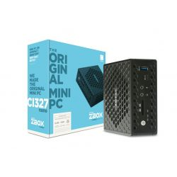 Mini-PC Zotac ZBOX CI327NANO, Intel N3450, DDR3L-1600, SATAIII, DP/HDMI/VGA