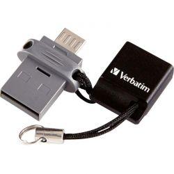 Memorie externa Verbatim Dual Drive 32GB USB 2.0