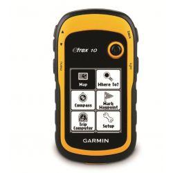 GPS GARMIN eTrex 10 Galben/Negru
